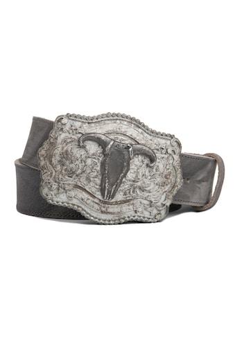CASSANDRA Ledergürtel »Western«, mit extravaganter Vintage-Koppelschließe kaufen