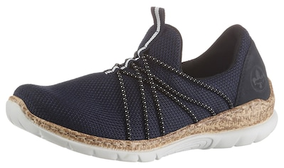 Rieker Slip-On Sneaker, mit Gummizügen kaufen