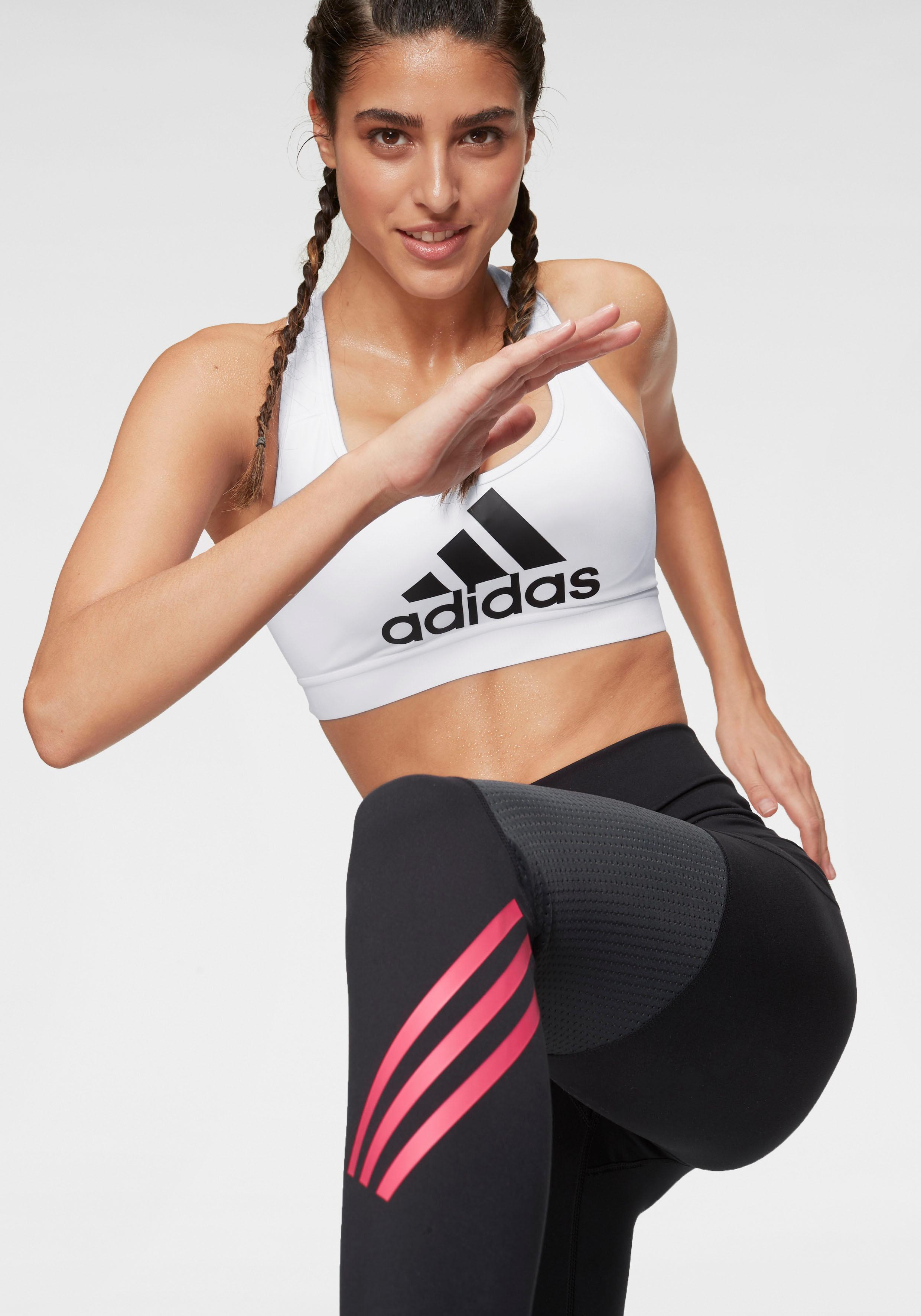 adidas Performance Sport-BH DTR BATCH OF SPORT NOV BRA