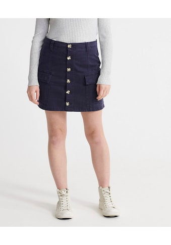 Superdry Cargorock »ALCHEMY CARGO MINI SKIRT« kaufen