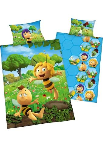 Kinderbettwäsche »Biene Maja«, Die Biene Maja kaufen