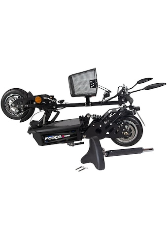 Forca E-Scooter »Camper Basic 20 km/h Safety Plus mit Nabenmotor (inkl. Blinker +... kaufen