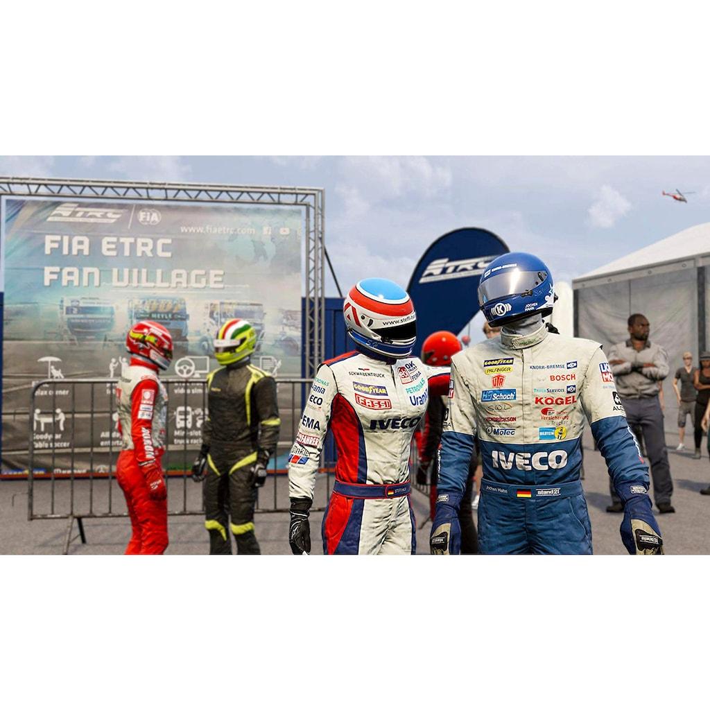 BigBen Spiel »FIA Truck Racing Championship«, Nintendo Switch