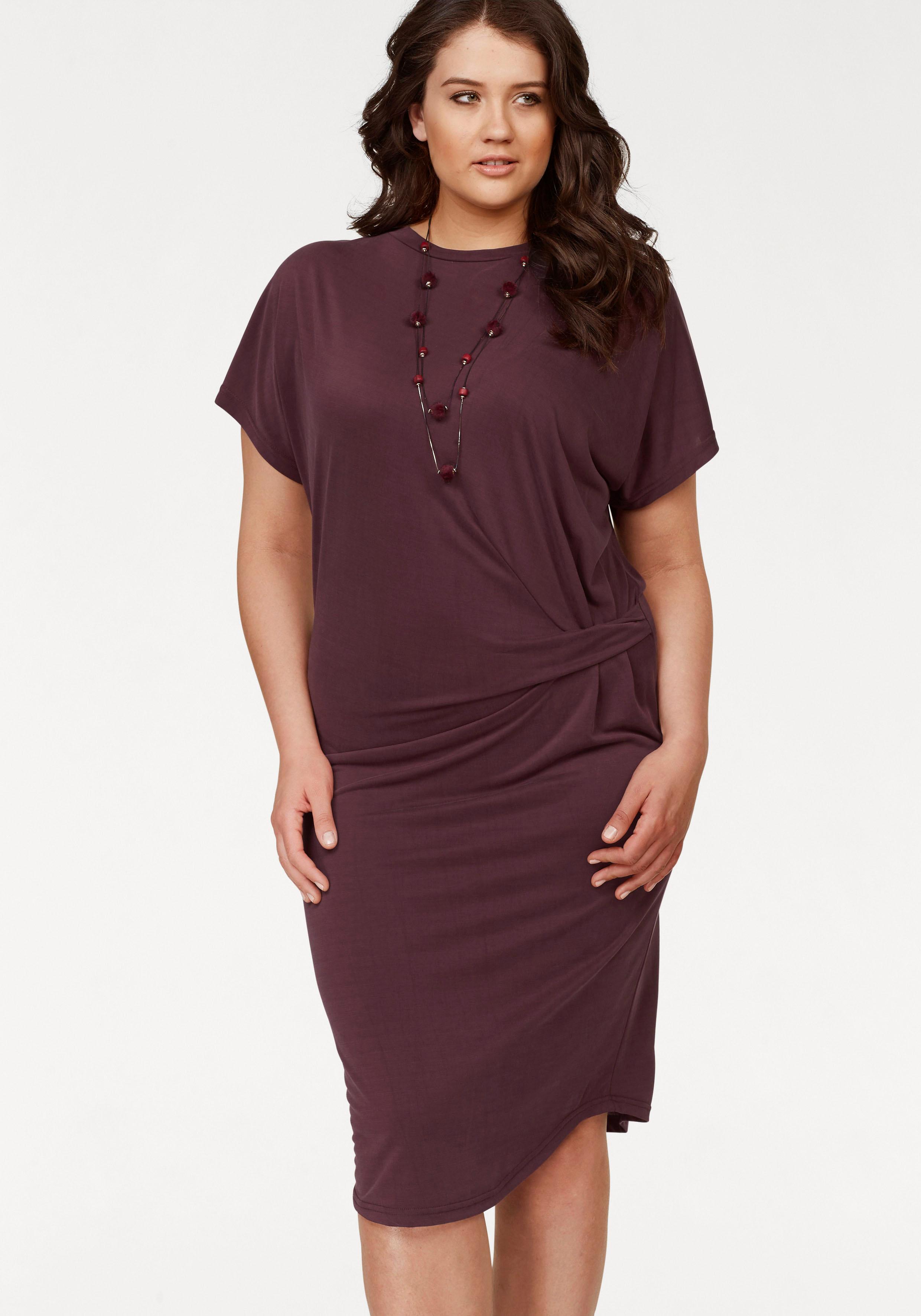 Zizzi Jerseykleid »Malia Dress«
