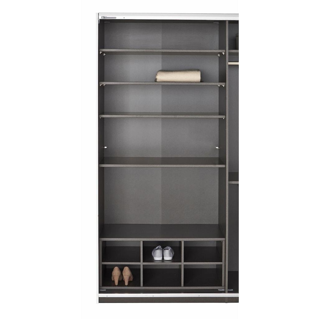 """nolte® Möbel Einlegeboden »Zubehör """"Innendekor Leinenoptik Twist""""«, Breite 98 cm"""