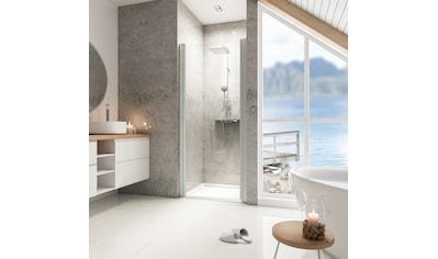 Schulte Dusch-Drehtür »Garant«, Türöffnung nach außen kaufen