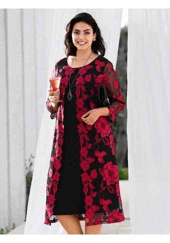 m. collection 2-in-1-Kleid, in eleganter 2-in-1-Optik kaufen
