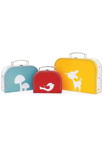 Kaloo Sammelkoffer »Home Kofferset 3 - teilig« kaufen