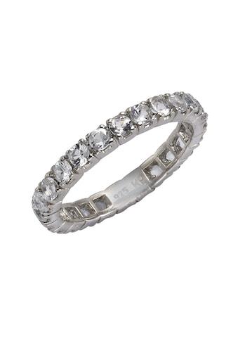 Zeeme Fingerring »925/- Sterling Silber Weißtopas«, Ring kaufen