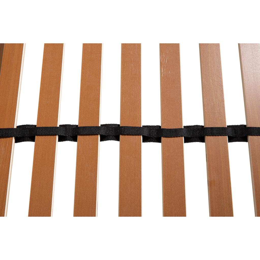 BeCo EXCLUSIV Lattenrost »Medistar«, (1 St.), universell und flache Bauweise