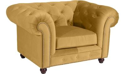 Chesterfield Sessel Auf Raten Kaufen Baur
