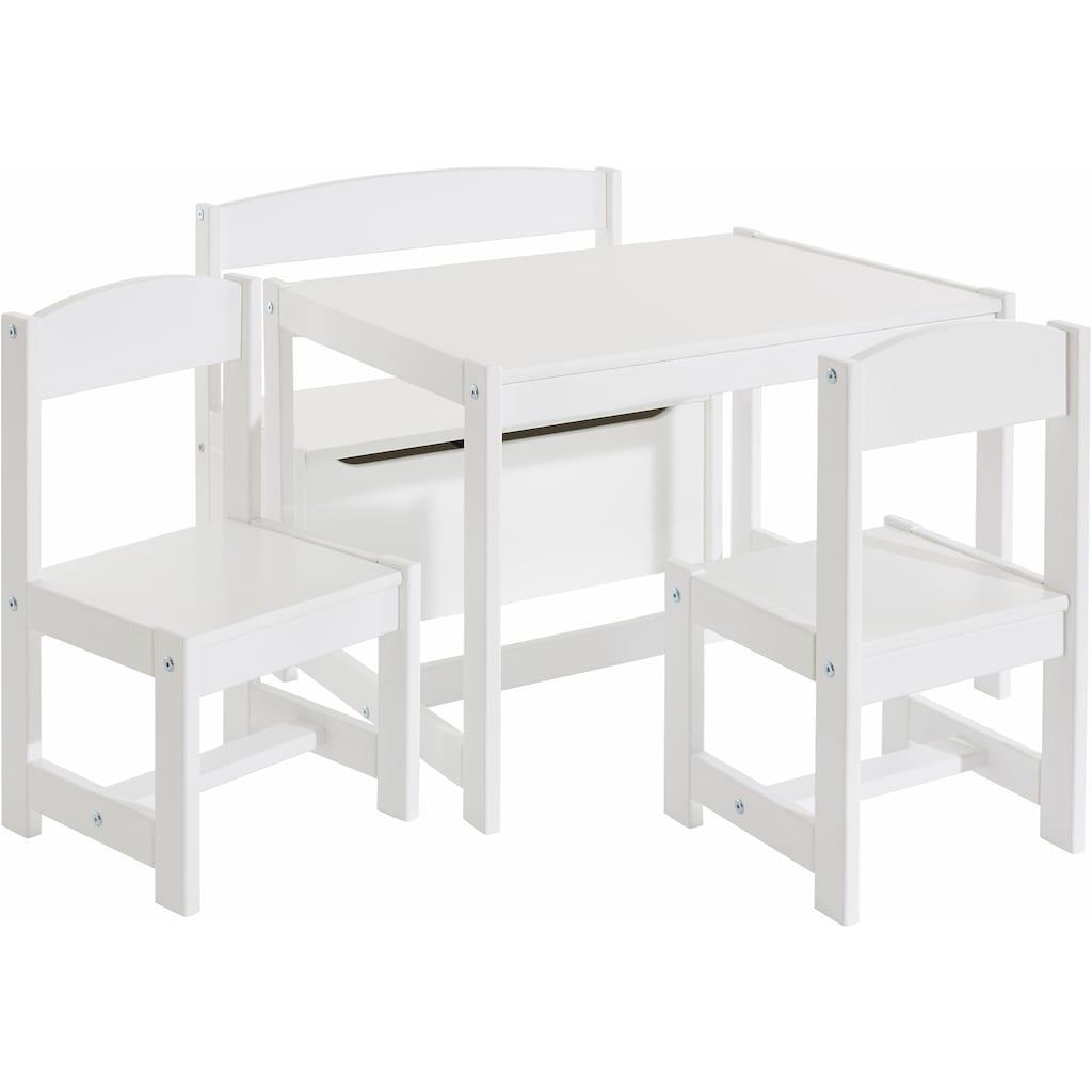Hoppekids Kindersitzgruppe, (Set, 4 tlg.)