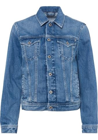 Pepe Jeans Jeansjacke »ROSE« kaufen
