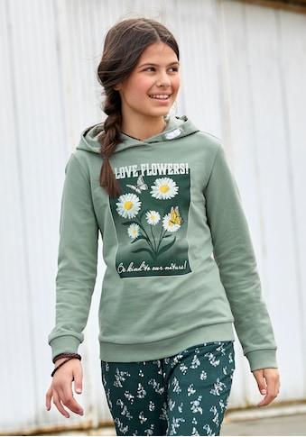 KIDSWORLD Kapuzensweatshirt, mit Fotodruck kaufen
