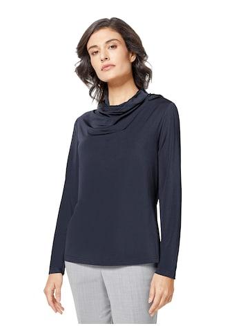 Creation L Shirt in fließendem, knitterfreiem Single - Jersey kaufen
