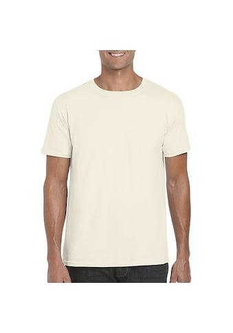 Gildan T-Shirt »Soft-Style Herren, Kurzarm, Rundhalsausschnitt« kaufen