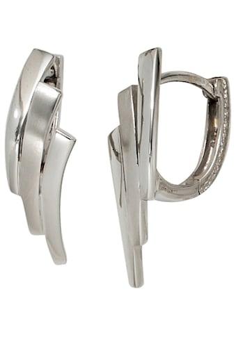 JOBO Paar Creolen, 925 Silber kaufen