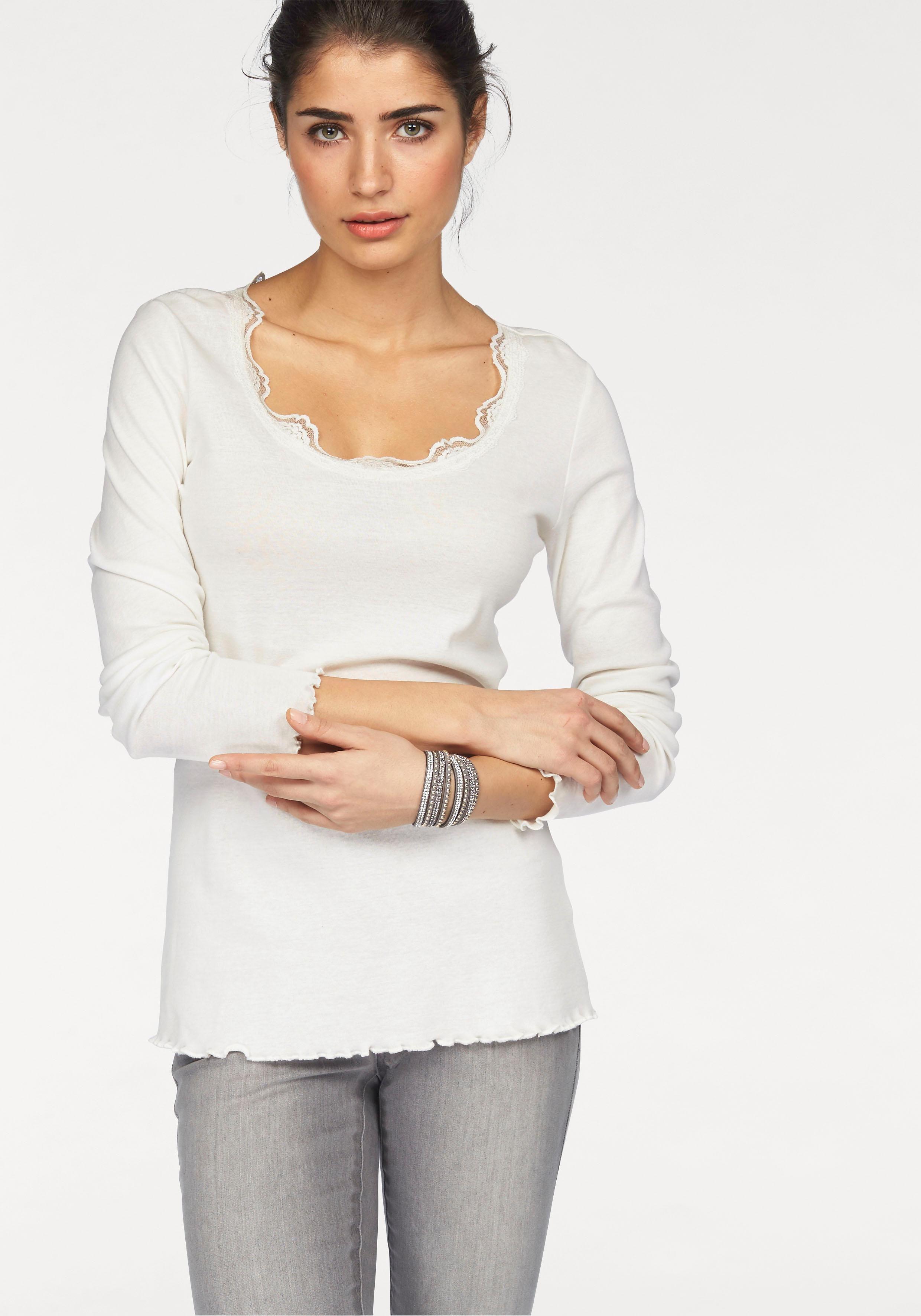boysen's -  Langarmshirt