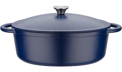 GSW Bräter »Blue Magic«, Gusseisen, (1 tlg.), Induktion, 6,4 Liter kaufen