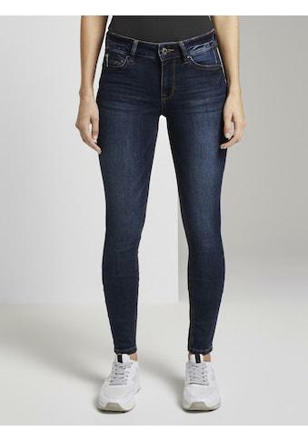 TOM TAILOR Denim Skinny-fit-Jeans »Jona Extra Skinny Jeans mit recyceltem Polyester« kaufen