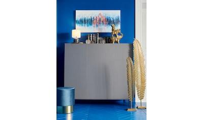 LC Highboard »Charme«, mit Siebdruck »Streifen« kaufen
