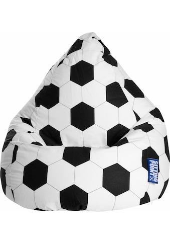 Sitting Point Sitzsack »Fussball XL« kaufen