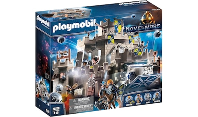 Playmobil® Konstruktions-Spielset »Große Burg von Novelmore (70220), Novelmore«, (374 St.), Made in Germany kaufen