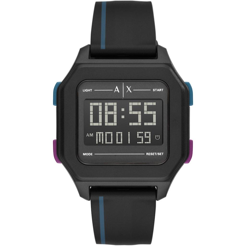 ARMANI EXCHANGE Digitaluhr »AX2955«
