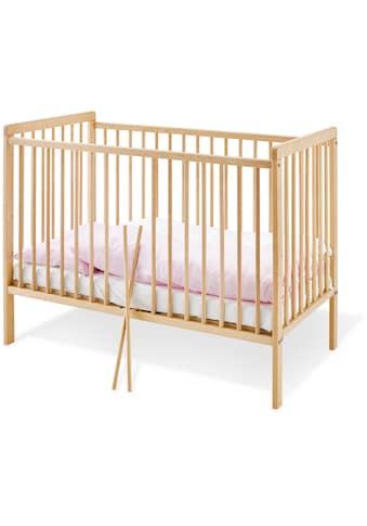Pinolino® Babybett »Hanna«, Made in Europe kaufen