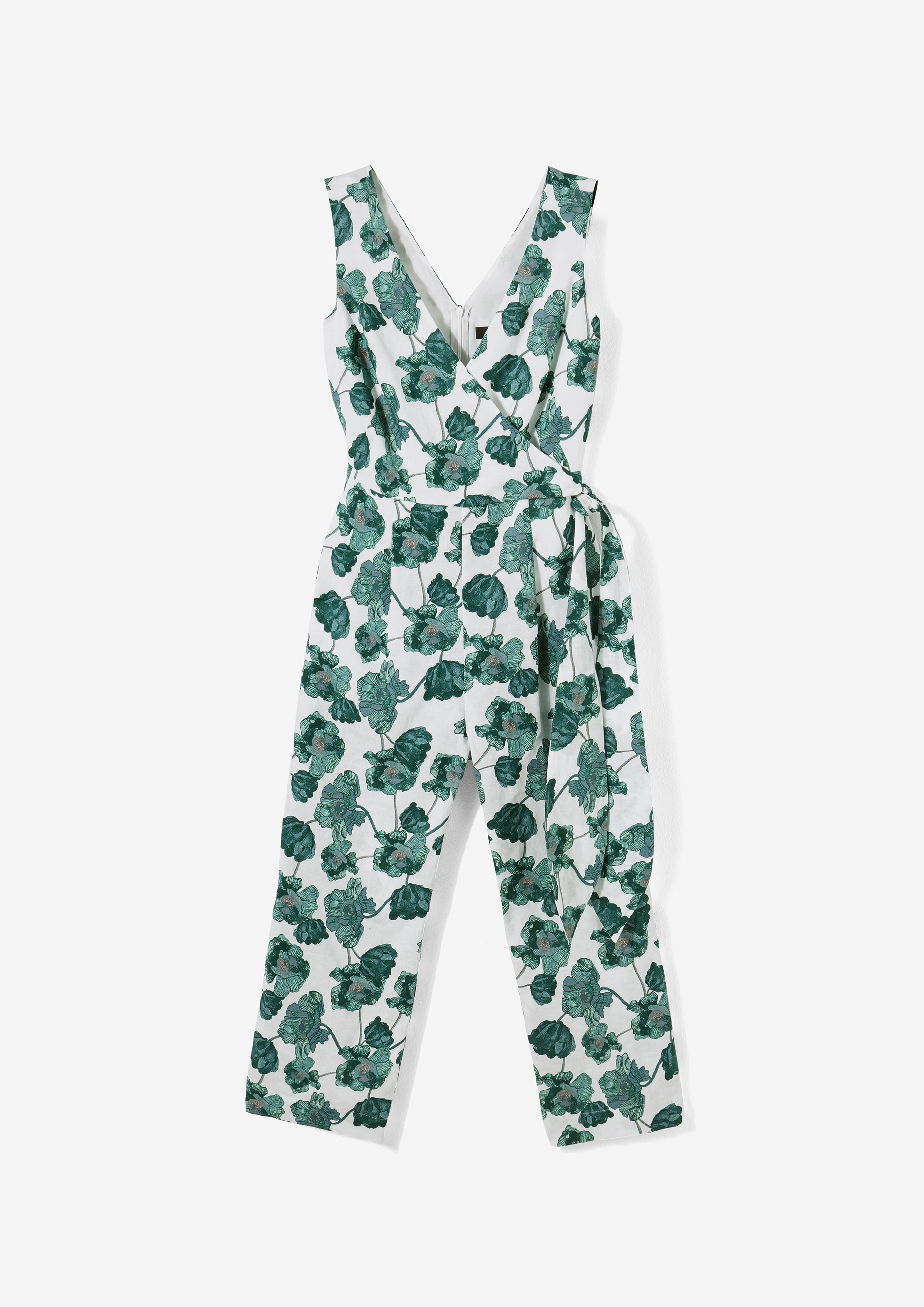 s.Oliver BLACK LABEL Leinenmix-Overall   Bekleidung > Overalls   s.Oliver BLACK LABEL