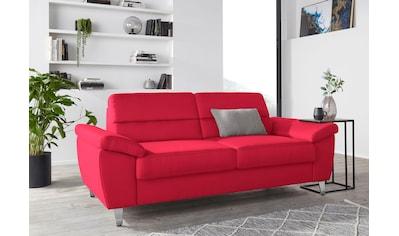 sit&more 2,5-Sitzer, Breite 208 cm kaufen