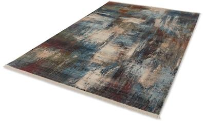 SCHÖNER WOHNEN-Kollektion Teppich »Mystik 198«, rechteckig, 7 mm Höhe, weiche Oberfläche, Wohnzimmer kaufen