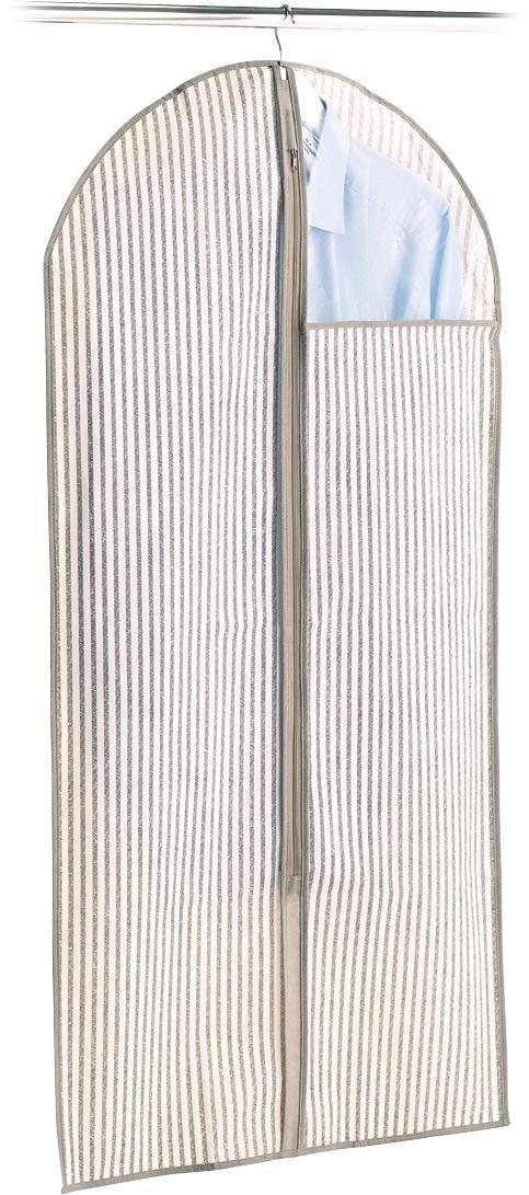 Zeller Present Kleiderschutzhülle Stripes, beige