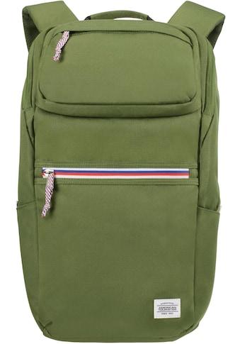 American Tourister® Laptoprucksack »Upbeat, olive« kaufen