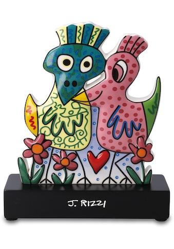 "Goebel Dekofigur »Figur James Rizzi - ""Love Birds""« kaufen"