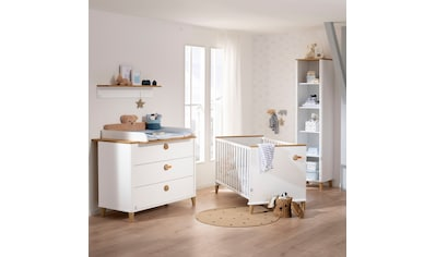 PAIDI Babyzimmer-Komplettset »Babybett Lotte & Fynn«, (2 St.), Steiff by Paidi,... kaufen