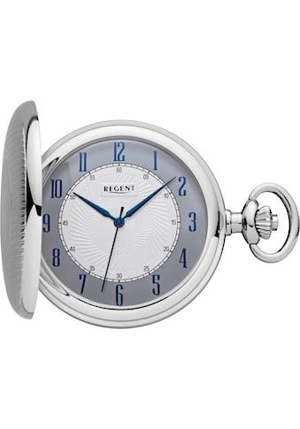 Regent Taschenuhr »P603« (Set, 2 tlg., inkl. Kette) kaufen