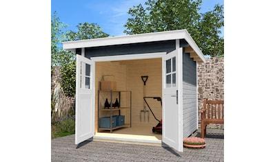 WEKA Gartenhaus »179 Gr.2«, BxT: 280x311 cm, inkl. Fußboden kaufen