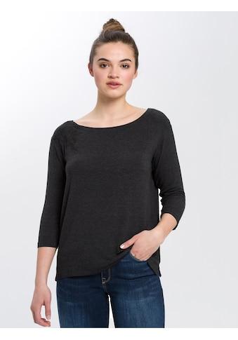 Cross Jeans® T-Shirt »55752«, Leichte Jerseyqualität kaufen