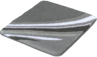 MEUSCH Badematte »Lyra«, Höhe 20 mm, rutschhemmend beschichtet, fußbodenheizungsgeeignet kaufen