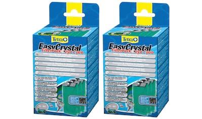 Tetra Ersatzfilter »EasyCrystal®«, 2x3 Filter mit Kohle kaufen