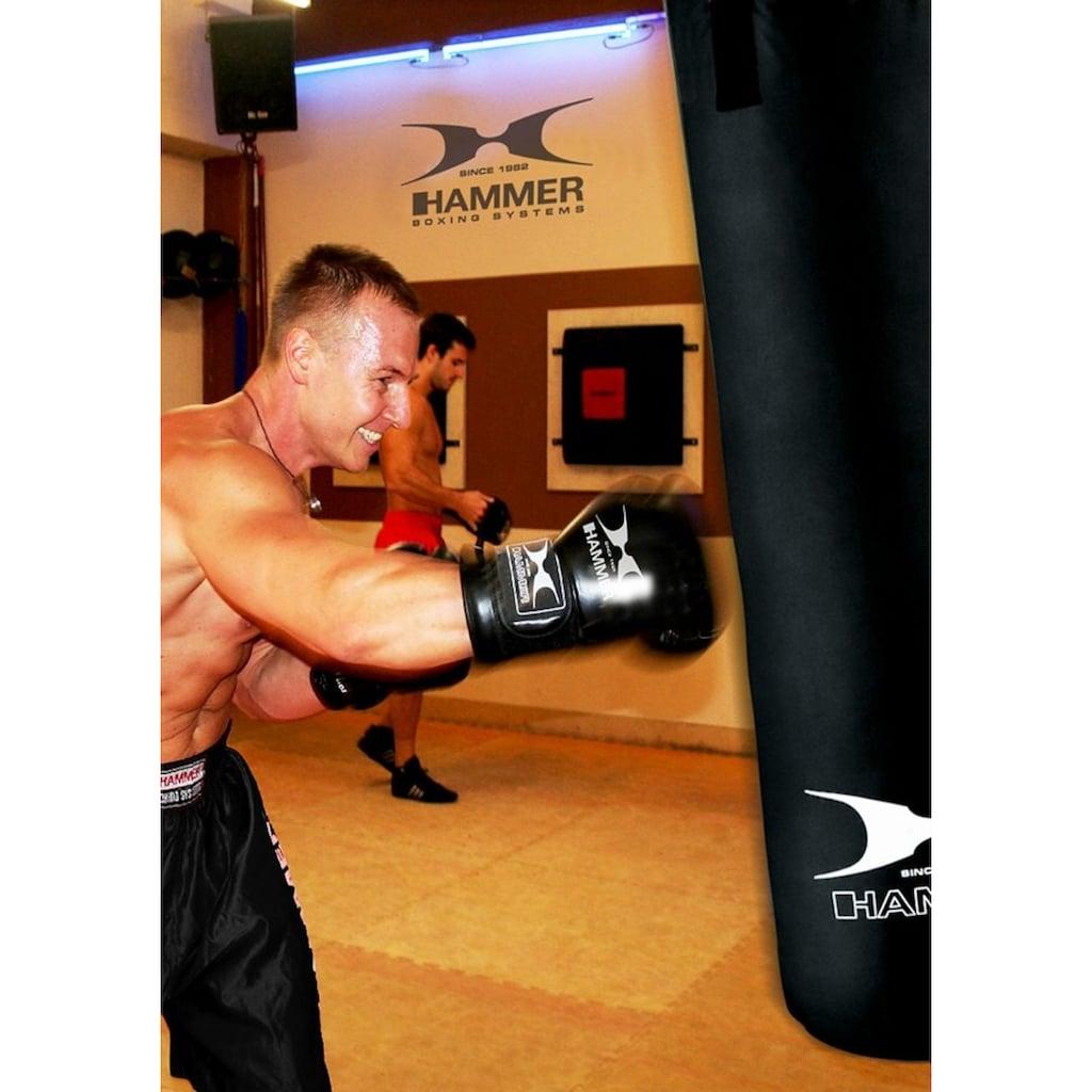 Hammer Boxsack »Chicago«, (Set, 4 tlg., mit Boxhandschuhen-mit Sprungseil)