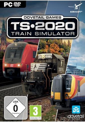 aerosoft Spiel »Train Simulator 2020«, PC kaufen