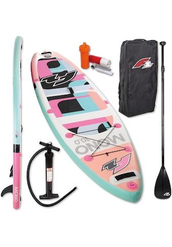 F2 Inflatable SUP - Board »F2 Mono Women«, (Set, 5 - tlg.) kaufen