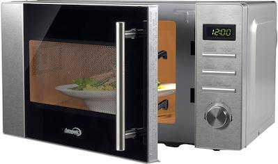 Hanseatic Mikrowelle »656920«, Grill, 800 W kaufen