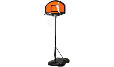 STIGA Basketballanlage »SLAM 30''«, Höhenverstellbar von 165  -  220 cm kaufen