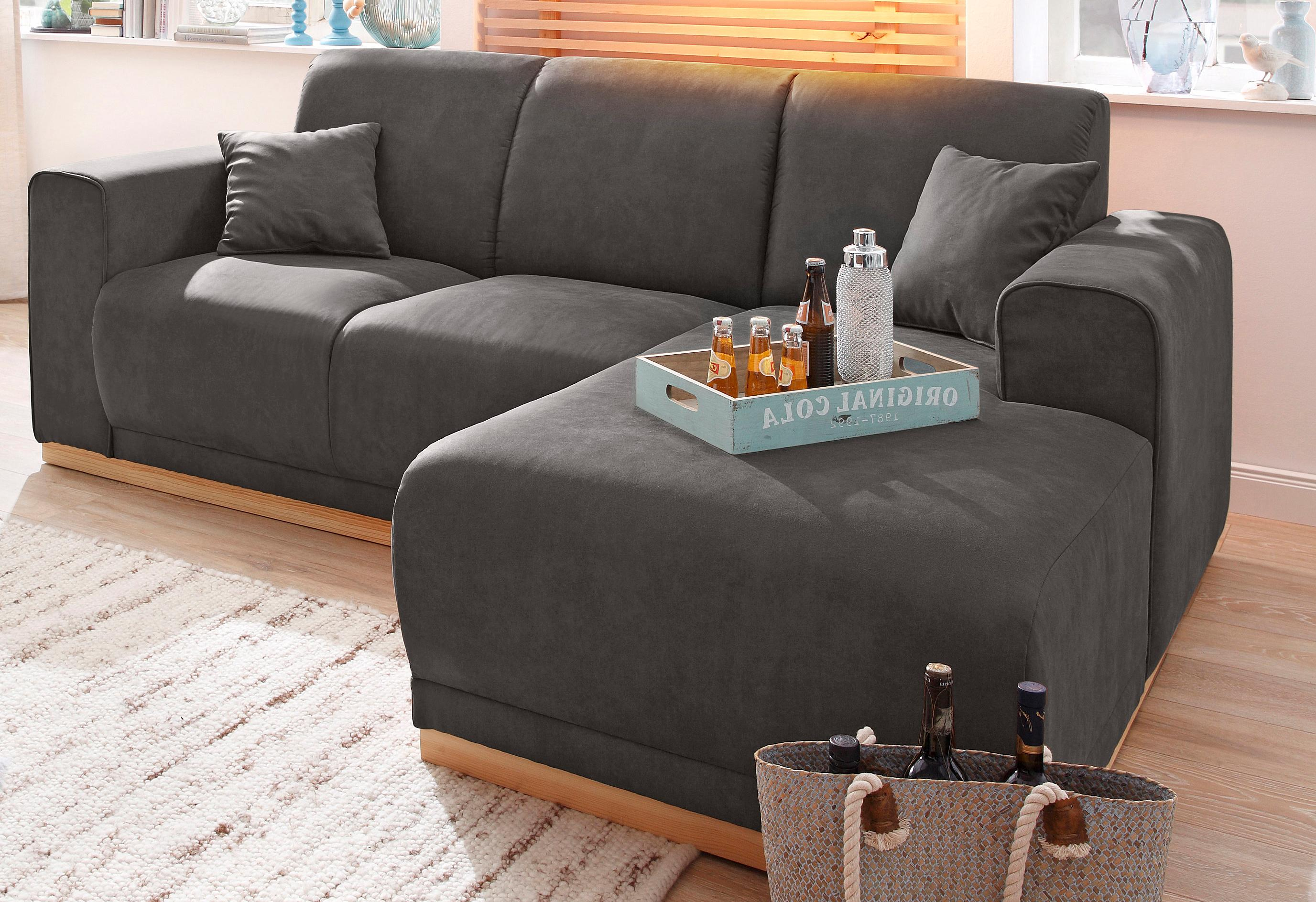 Home affaire Ecksofa Seeland