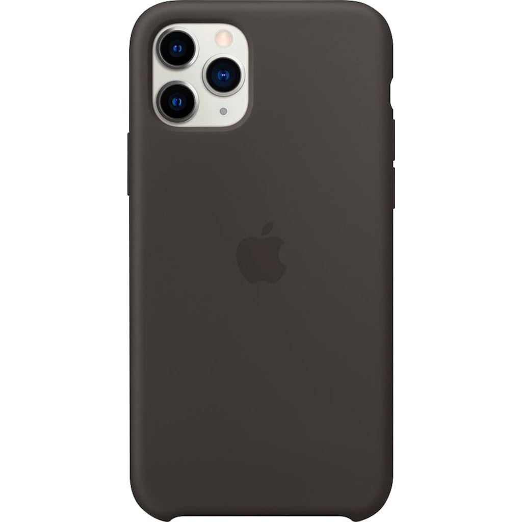Apple Smartphone-Hülle »iPhone 11 Pro Silikon Case«, iPhone 11 Pro