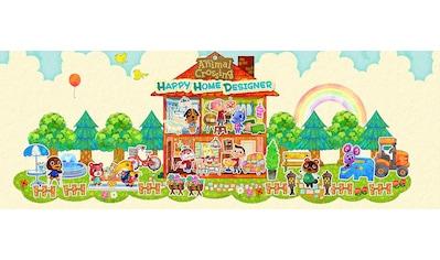 Nintendo 3DS Spiel »Animal Crossing Happy Home Designer«, Nintendo 3DS kaufen