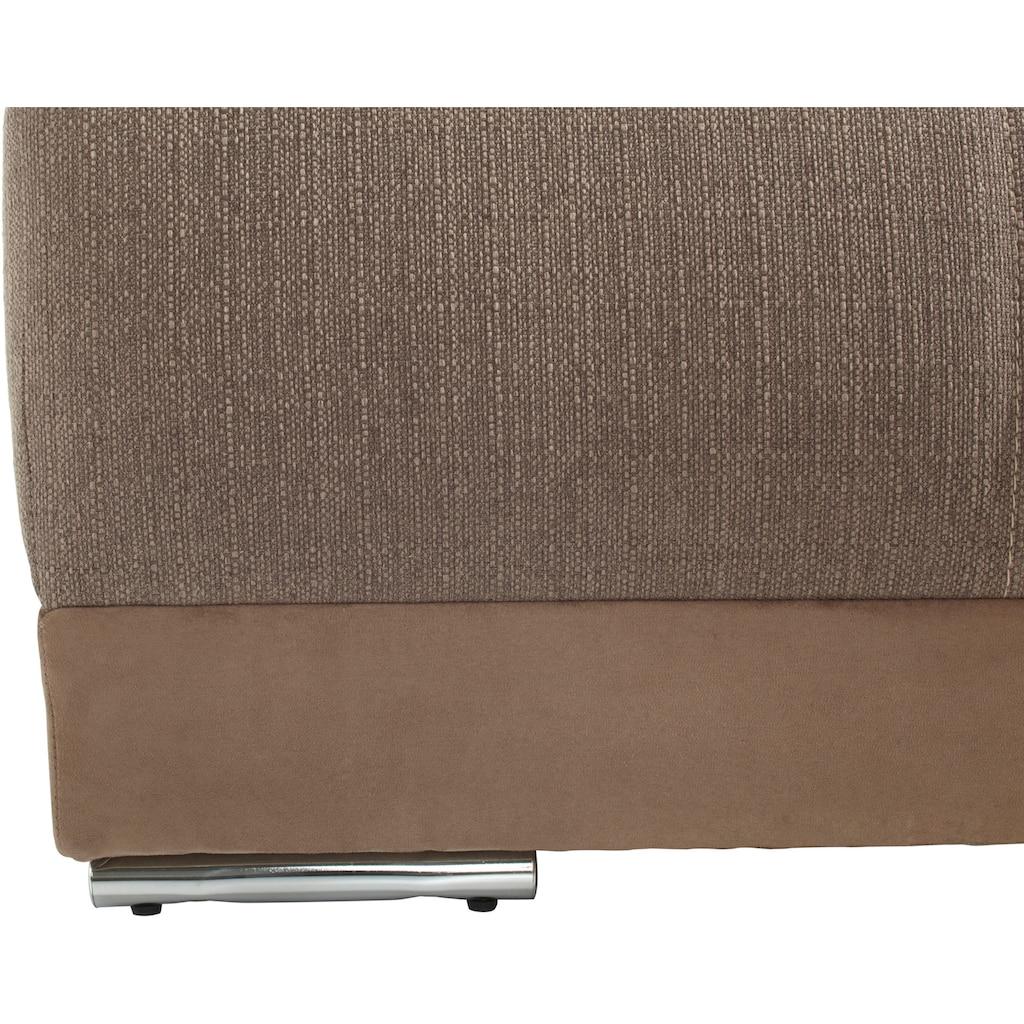 Jockenhöfer Gruppe Hocker, im XXL Format, ansprechende Steppungen in der Sitzfläche